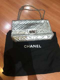 Authentic Chanel Reissue Flap