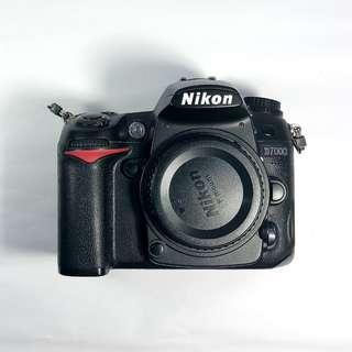 Nikon D7000 + 50mm f/1.8D lens