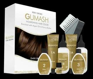 Gumash Hair Color
