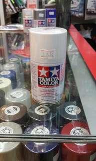 Tamiya TS-27 Matt White Spray