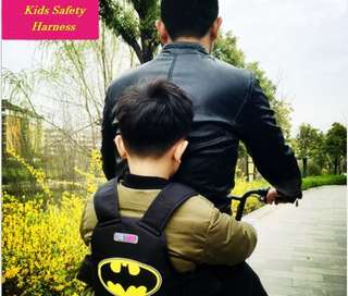 KIDS MOTORCYCLE SAFETY HARNESS