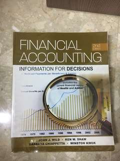ACC1002 Financial Accounting Textbook