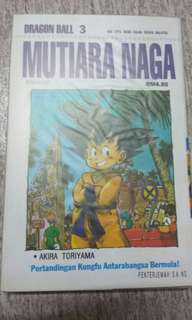 Mutiara Naga 3 oleh Akira Toriyama