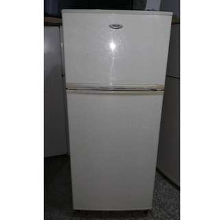 """[中古] 歌林 480L 雙門冰箱 家庭冰箱 """"自動除霜功能"""" 台中大里二手冰箱 台中大里中古冰箱 修理冰箱 維修冰箱"""