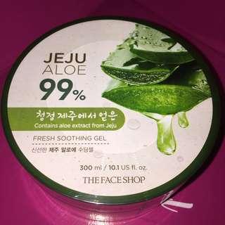 99% Jeju Aloe Vera Moisturizing Gel