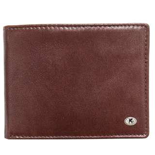 Brown Trent Nathan Leather Wallet