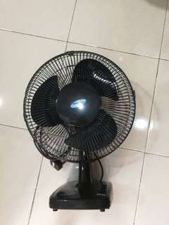 """Panalux 12"""" Table fan"""