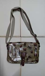 Country Western Pattern Saddle Bag #july50