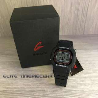 全新現貨 Casio G SHOCK 2001年原祖復刻版 DW-5000-1JF 日本版 扭蓋錶底 全日本製造 罕有