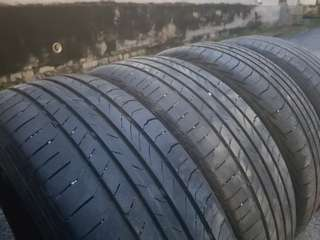 Continental 4 tires 185-60-r15  95%