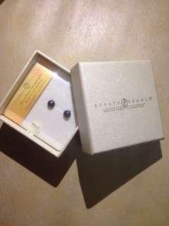 Genuine Pearl earrings