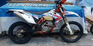 KTM 350 EXC F model 2014 Sixdays