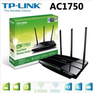 [Korean version] TP-LINK tplink Archer C7 AC1750 V4.0 N750 TL-WDR4300 Dual Band Wireless AC Router