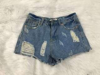 Denim Shorts buy 1 get 1