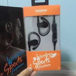 Wireless Sports Earphone IPIPOO
