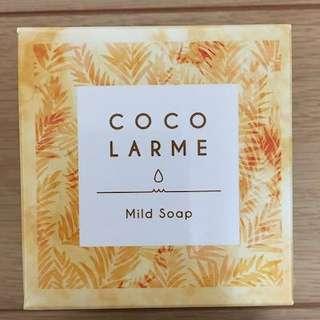 Coco larme vco soap