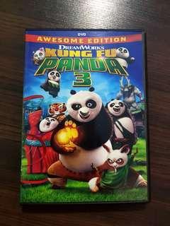 Kungfu Panda 3 Dvd