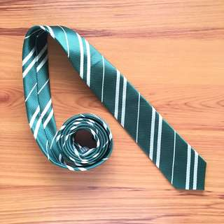 Harry Potter Slytherin Hogwarts Necktie