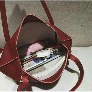 Lupin Bag 4 in 1 + free gift