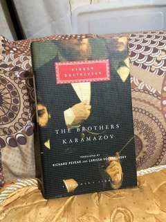 The Brothers Karamazov (Fyodor Dostoevsky)