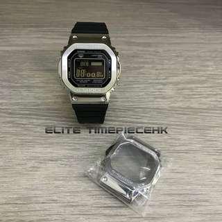 全新現貨 Casio G SHOCK 35th週年 GMW-B5000D 或 GMW-B5000系列 日本原裝配件 錶殼 (價錢不包括手錶)