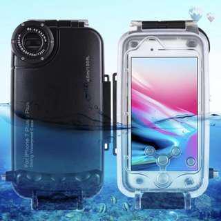 IPhone 7 plus + 8 plus Waterproof Casing