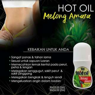 Melong Hot Oil Jrm