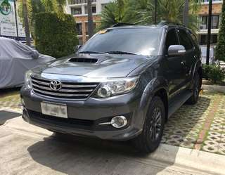 2015 Toyota Fortuner G - AT (15k MILEAGE)
