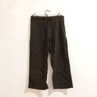 BANANA REPUBLIC Brown Straight Leg Pants