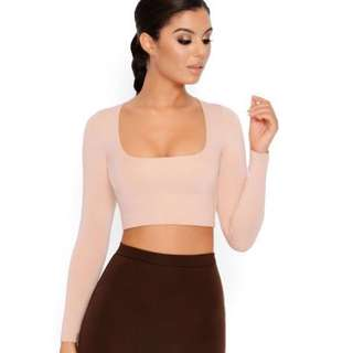 OH POLLY CROP TOP