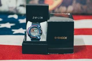 G-Shock Frogman GW-201-6JF 毒蛙