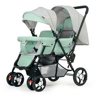In stock Extended length baby stroller /extended style baby pram
