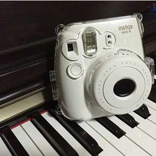 Instax Mini 8 White 60mm Focus Range Fujifilm