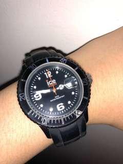 Black Ice Watch