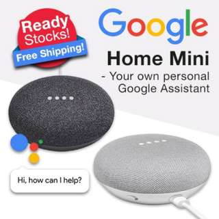 Google Home Mini - with Google Assistant - Local Stock Ships Next Day