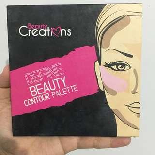 Beauty Creations Contour Palette