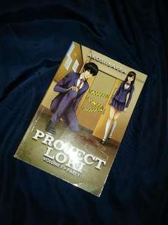 Project loki vol. 1 part 1 and 2