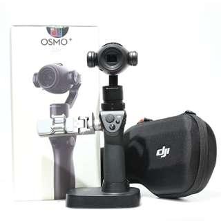 DJI OSMO+ Handheld 4K Camera Gimbal