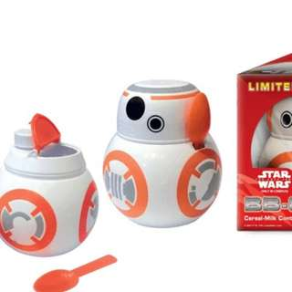 starwars bb 8 cereal container