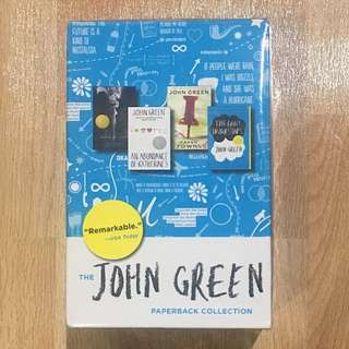 John Green Paperback Collection