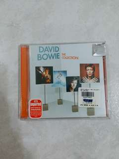 David Bowie(The collection)