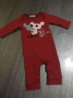 Baby Sleepsuit 0-3m