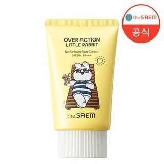 [PO] The Saem no sebum sun cream