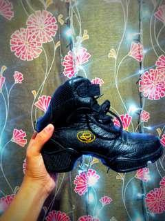 Mens dancesport shoes(jazz shoes) size 8