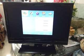"""Konka 26"""" TV,  IDTV,  HDMI,  Pick at north point."""