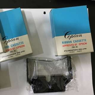 Ribbon Cassette FRC-02 for Epson ERC-02