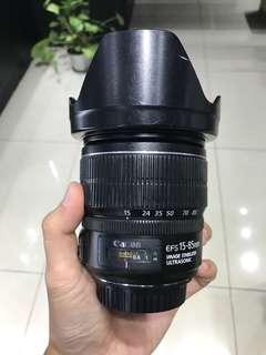 🚚 曙光數位 Canon 15-85mm IS USM