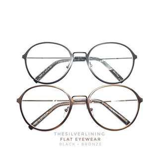 🚚 Flat Eyewear
