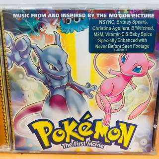 Pokémon The First Movie OST