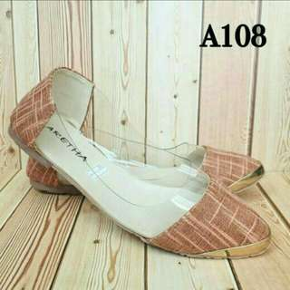 FLAT SHOES MURAH (real pict)